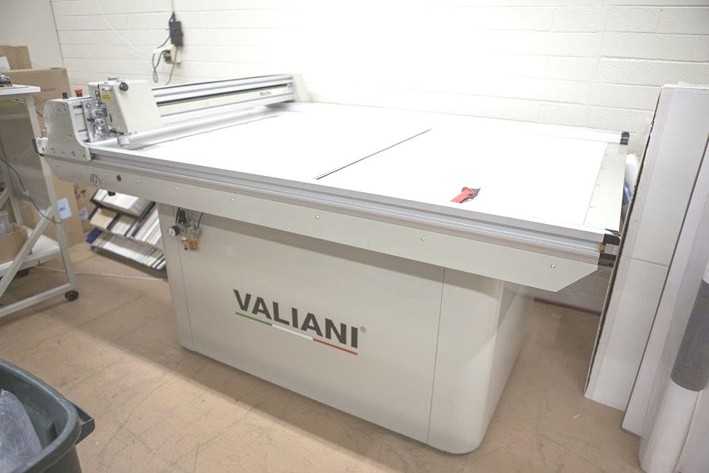 Used Valiani Mat Pro Ultra 150 Bc Button Clamps