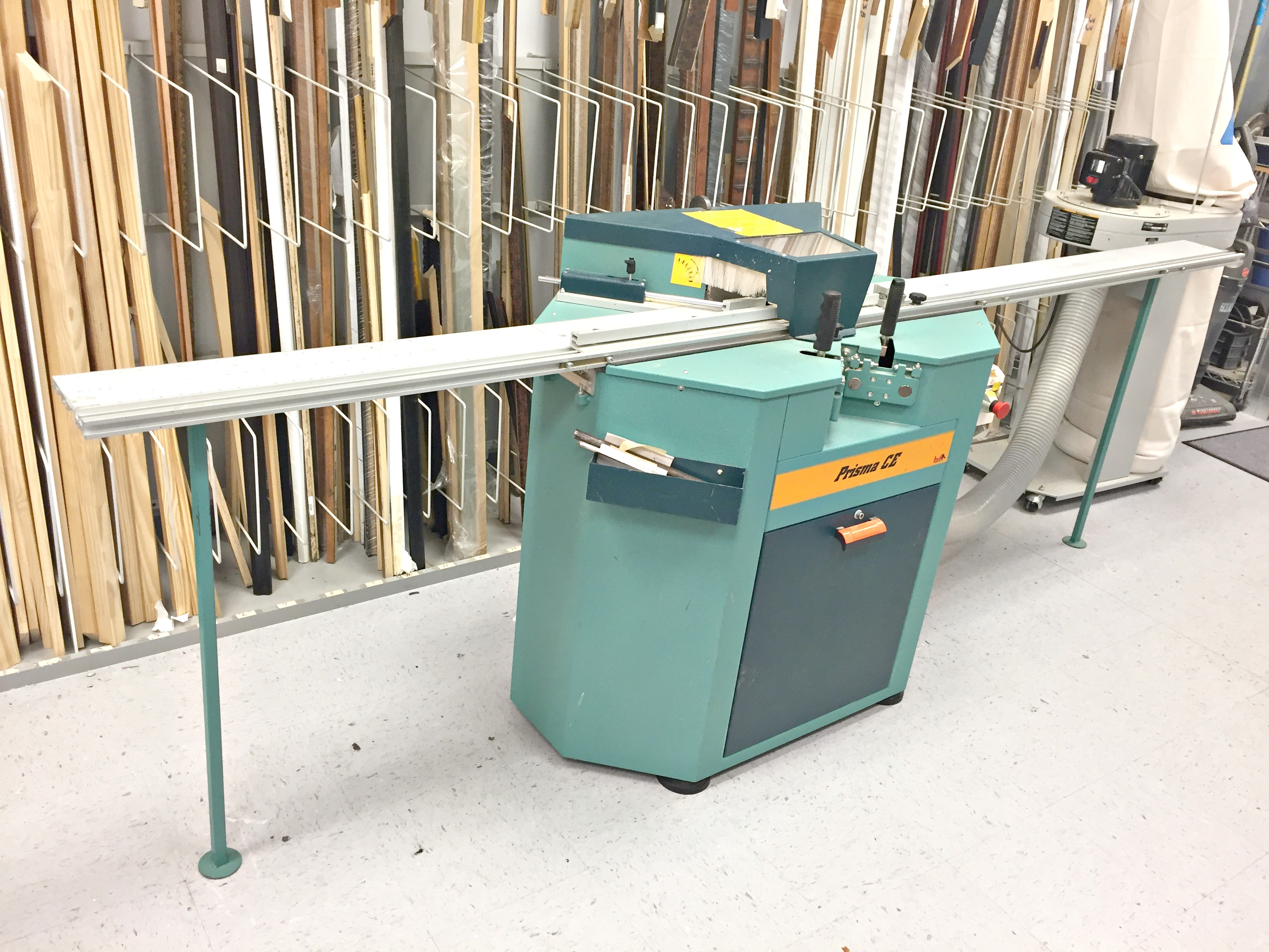 Used Brevetti Prisma Ce Double Miter Saw Buy Sell Pre Owned Framing