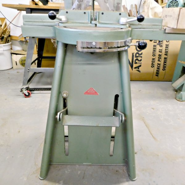 Used Morso Chopper Mitering Frame Moulding Cutter Frame Cutting
