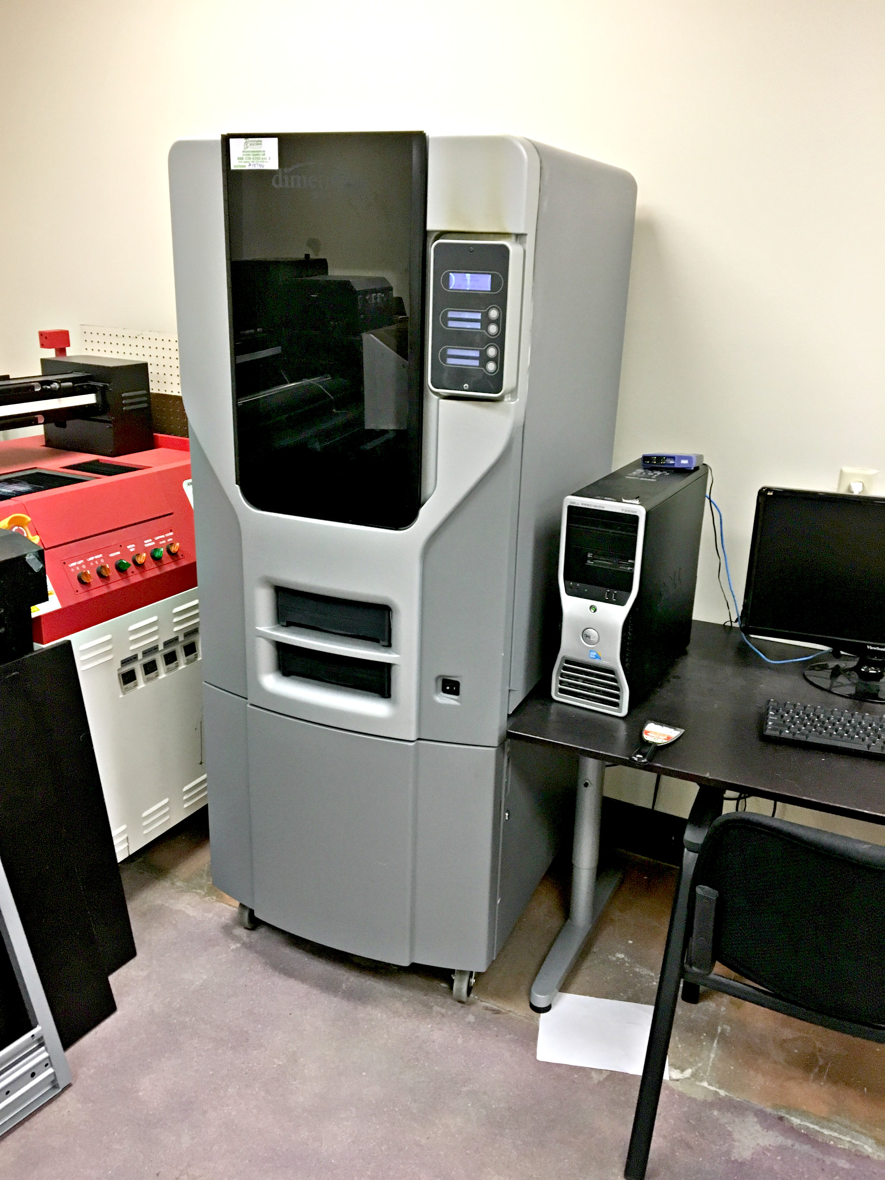 Used 3D Printer, Industrial Printing Equipment For Sale