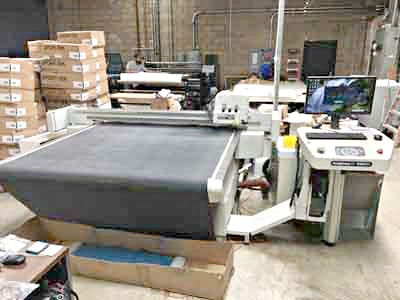 Used Esko Kongsberg XN20SC Cutter for Sale, Frame Shop Machinery